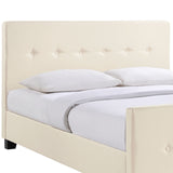 Modway Furniture Modern Abigail Queen Bed Frame , Beds - Modway Furniture, Minimal & Modern - 2