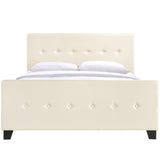 Modway Furniture Modern Abigail Queen Bed Frame , Beds - Modway Furniture, Minimal & Modern - 3