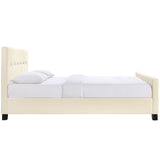 Modway Furniture Modern Abigail Queen Bed Frame , Beds - Modway Furniture, Minimal & Modern - 4
