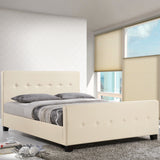 Modway Furniture Modern Abigail Queen Bed Frame , Beds - Modway Furniture, Minimal & Modern - 6