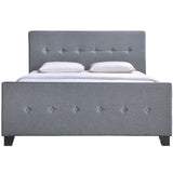 Modway Furniture Modern Abigail Queen Bed Frame , Beds - Modway Furniture, Minimal & Modern - 15