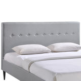 Modway Furniture Modern Stacy Full Bed Frame , Beds - Modway Furniture, Minimal & Modern - 8