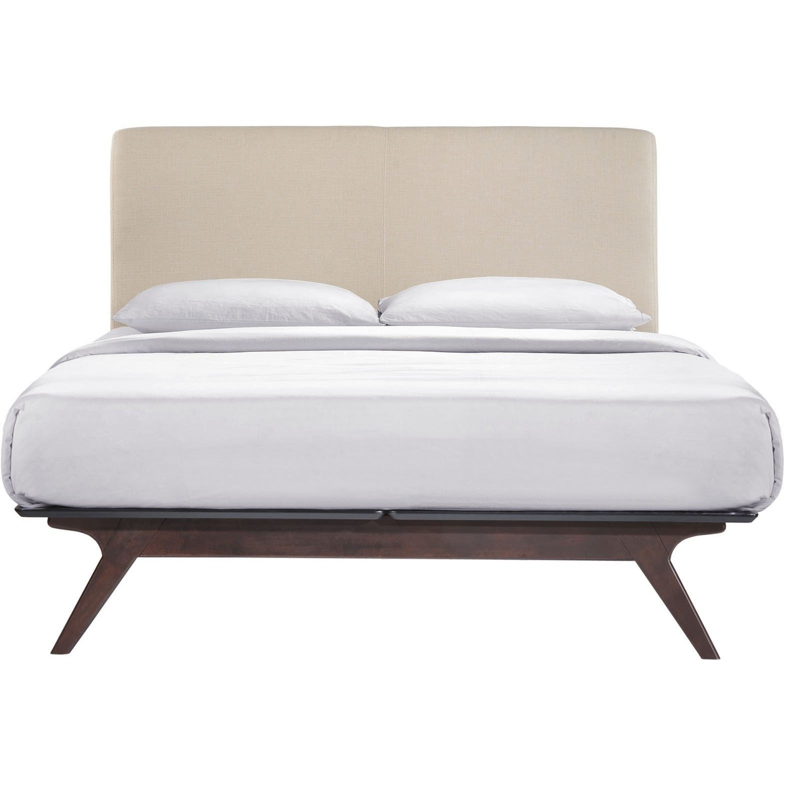 BUY Modway Furniture Modern Tracy Queen Wood Bed Frame – Minimal ...