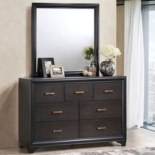 Modway Furniture Modern Madison Dresser and Mirror in Walnut MOD-5246-Minimal & Modern