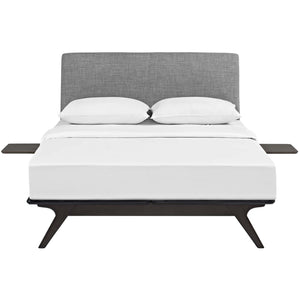 Modway Furniture Modern Tracy 3 Piece Queen Bedroom Set MOD-5257-Minimal & Modern