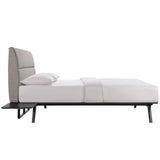 Modway Furniture Modern Addison 3 Piece Queen Bedroom Set , Bedroom Sets - Modway Furniture, Minimal & Modern - 6