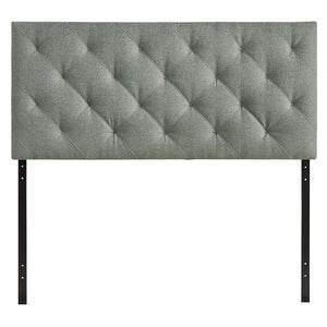 Modway Furniture Modern Theodore Twin Fabric Headboard MOD-5311-Minimal & Modern