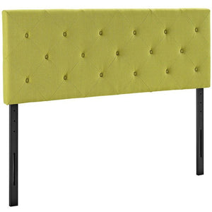 Modway Furniture Modern Terisa Queen Fabric Headboard MOD-5370-Minimal & Modern