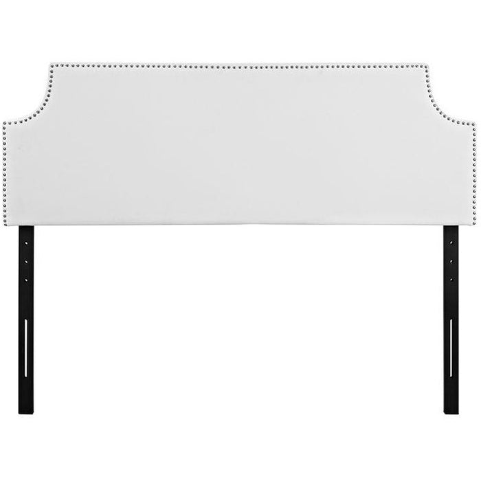 Modway Furniture Modern Laura Full Vinyl Headboard MOD-5391-Minimal & Modern
