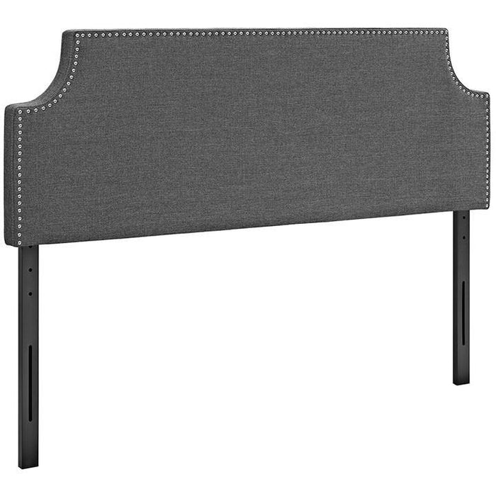 Modway Furniture Modern Laura Queen Fabric Headboard MOD-5394-Minimal & Modern