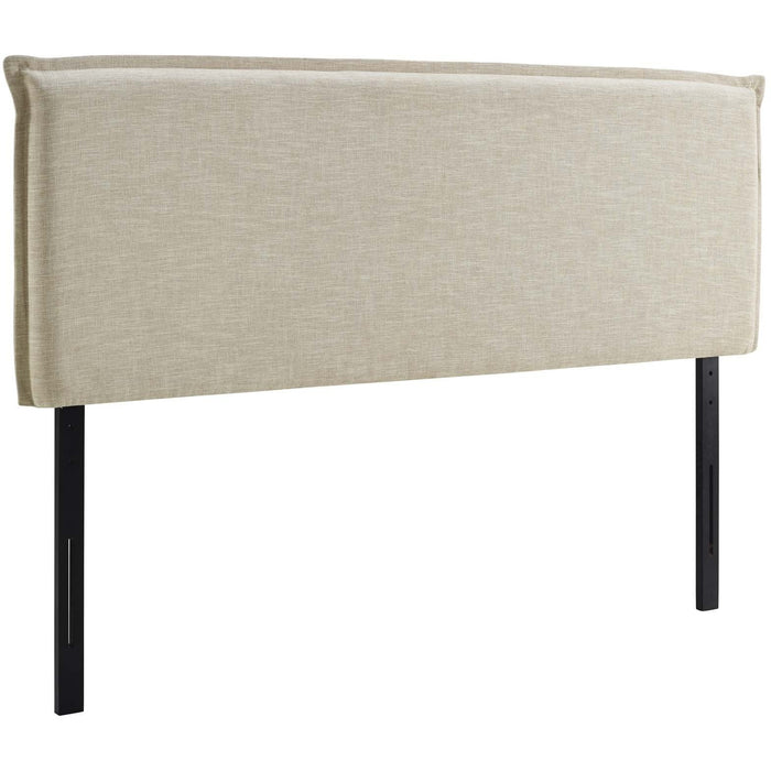 Modway Furniture Modern Camille Queen Upholstered Fabric Headboard - MOD-5407