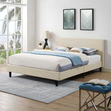 Modway Furniture Modern Anya Full Fabric Bed - MOD-5418