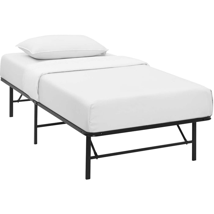 Modway Furniture Modern Horizon Twin Stainless Steel Bed Frame - MOD-5427