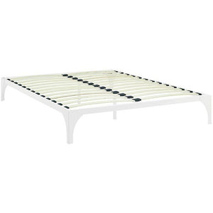Modway Furniture Modern Ollie Full Bed Frame-Minimal & Modern
