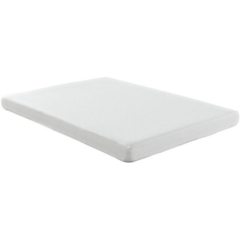"Modway Furniture Aveline Memory Foam King Mattress 6"", Mattresses - Modway Furniture, Minimal & Modern - 1"