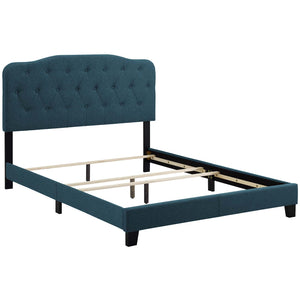 Modway Furniture Modern Amelia Queen Upholstered Fabric Bed - MOD-5840