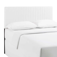 Modway Furniture Modern Keira King/California King Faux Leather Headboard - MOD-6098