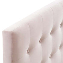Modway Furniture Modern Emily Queen Biscuit Tufted Performance Velvet Headboard - MOD-6116