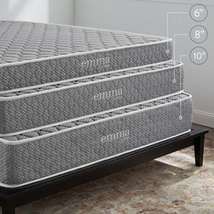 "Modway Furniture Modern Emma 6"" Narrow Twin Mattress - MOD-6138"