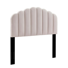 Modway Furniture Modern Veronique Twin Performance Velvet Headboard - MOD-6206