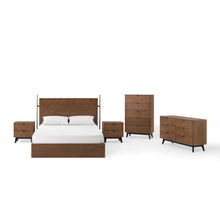 Modway Furniture Modern Kali 5-Piece Bedroom Set - MOD-6419