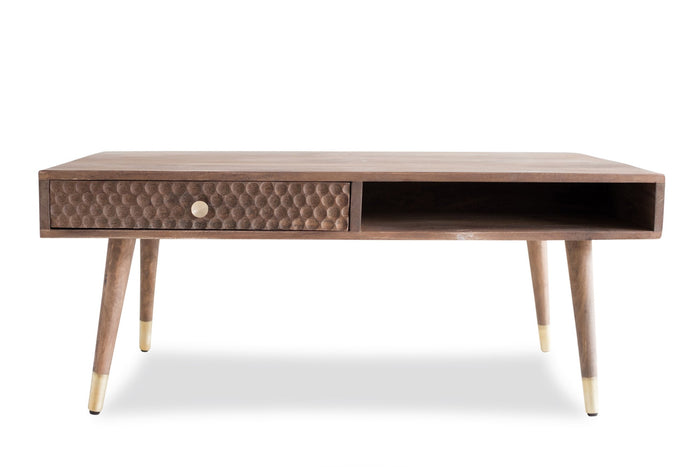 Edloe Finch Quinn Coffee Table, Beehive - EF-Z5-CT006