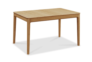 Greenington Modern Bamboo Mija Laurel Extension Table 36 x 50, Caramelized GL0004CA-Minimal & Modern