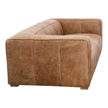 Moe's Home Collection Bolton Sofa Cappucino - PK-1008-14