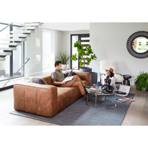 Moe's Home Collection Bolton Sofa Cappucino - PK-1008-14 - Moe's Home Collection - Sofas - Minimal And Modern - 1