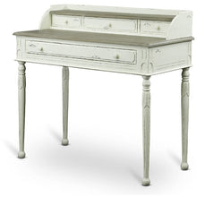 Baxton Studio Anjou Traditional French Accent Writing Desk Baxton Studio-Desks-Minimal And Modern - 1