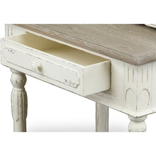 Baxton Studio Anjou Traditional French Accent Dressing Table with Mirror Baxton Studio--Minimal And Modern - 3