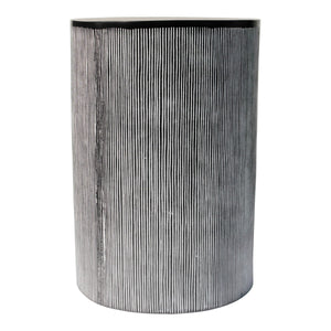 Moe's Home Collection Althea End Table Black Patina - QK-1026-02 - Moe's Home Collection - End Tables - Minimal And Modern - 1