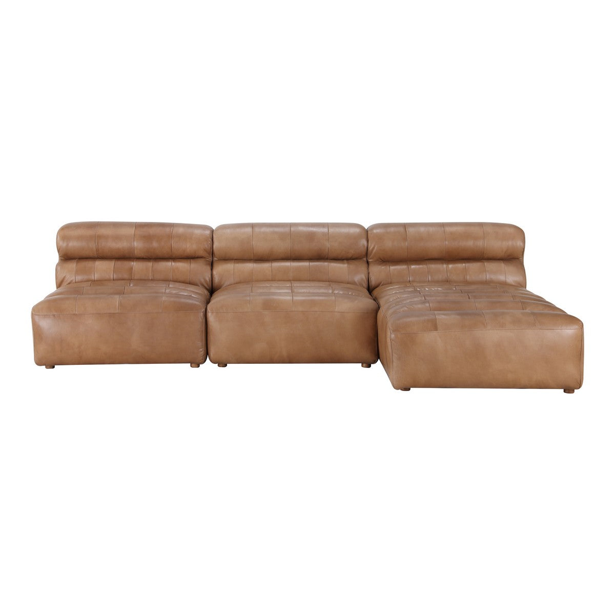 Moe's Home Collection Ramsay Signature Modular Sectional Tan - QN-1018-40 - Moe's Home Collection - Extras - Minimal And Modern - 1