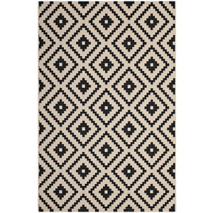 Minimal & Modern Perplex Geometric Diamond Trellis 8x10 Indoor and Outdoor Area Rug - R-1134-810-Minimal & Modern