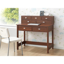 Baxton Studio McKinley Writing Desk Baxton Studio-Desks-Minimal And Modern - 3