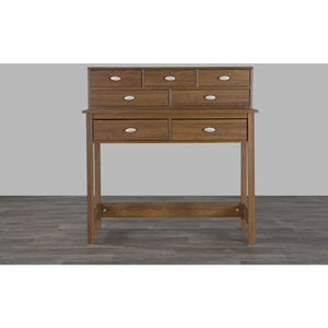 Baxton Studio McKinley Writing Desk Baxton Studio-Desks-Minimal And Modern - 5