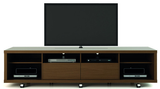 Manhattan Comfort Cabrini 2.2 TV Stand Nut Brown, TV Stands - Manhattan Comfort, Minimal & Modern - 2