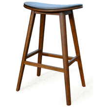 "Greenington Modern Bamboo Corona Stool - Set of 2 (26""H - 30""H)-Minimal & Modern"