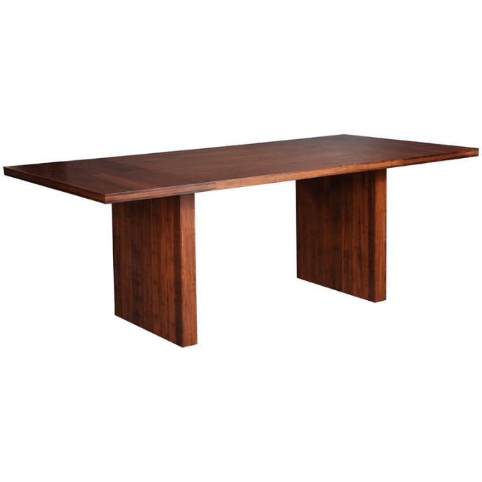 Greenington Modern Bamboo Aurora Dining Table 84