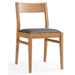 Greenington Modern Bamboo Laurel Dining Chair (Set of 2)-Minimal & Modern