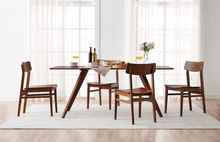 "Greenington Modern Bamboo Zenith 72"" Dining Table Dining Tables - bamboomod"