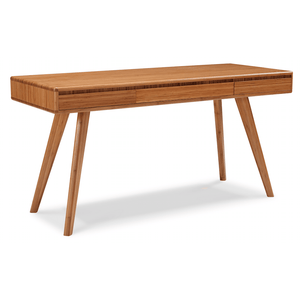 Greenington Currant Modern Bamboo Writing Work Desk-Minimal & Modern