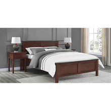 5pc Greenington Hosta Modern California King Bedroom Set (Includes: 1 California King Bed, 2 Nightstands, 2 Dressers)-Minimal & Modern