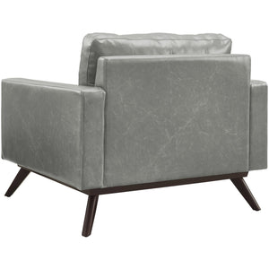 TOV Furniture Modern Blake Antique Grey Chair TOV-A74-Minimal & Modern