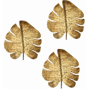 TOV Furniture Modern Gold Leaf Wall Art - TOV Furniture, Minimal & Modern - 1