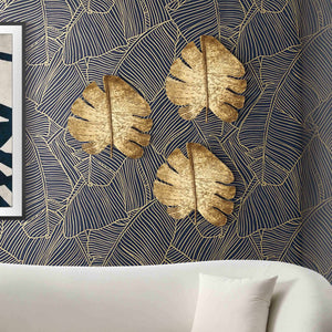 TOV Furniture Modern Gold Leaf Wall Art - TOV Furniture, Minimal & Modern -  9