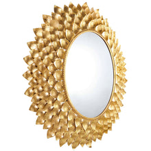 TOV Furniture Modern Destiny Gold Mirror - TOV Furniture, Minimal & Modern -  2