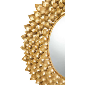 TOV Furniture Modern Destiny Gold Mirror - TOV Furniture, Minimal & Modern -  3