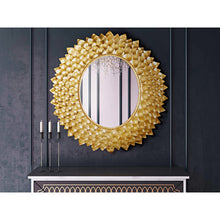 TOV Furniture Modern Destiny Gold Mirror - TOV Furniture, Minimal & Modern -  9