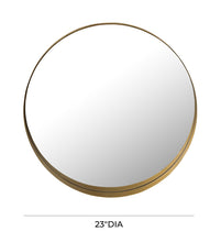 TOV Furniture Modern Rella Mirror - TOV-C18215
